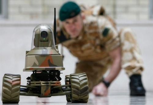 marinerobot
