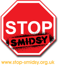 smidsy stop sign