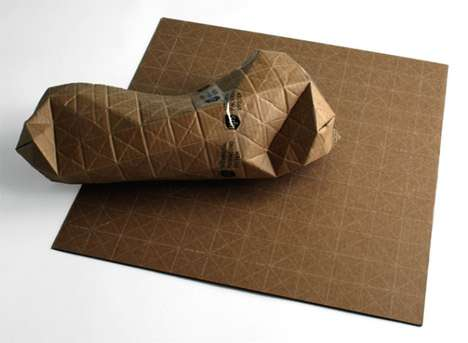 Corrugated Card | Inspirational Geek