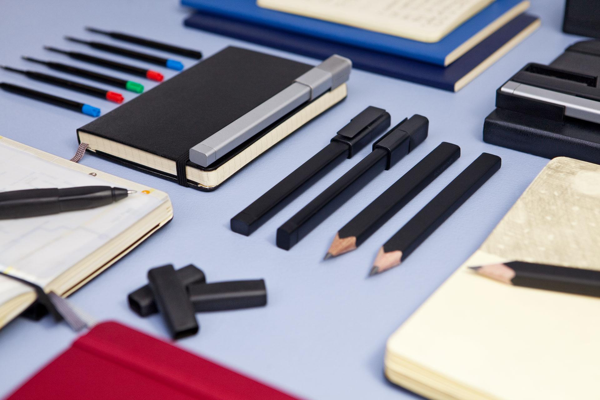 Moleskine Product Design | Inspirational Geek