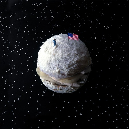 Burger - Neil Armstrong Burger