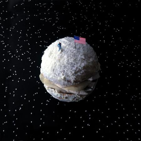 Burger - Neil Armstrong Burger