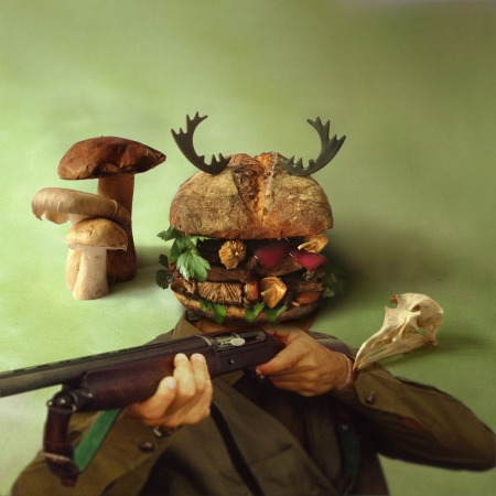 Burger - Sanglichon burger