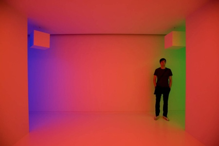 Light Show Carlos Cruz-Diez 2