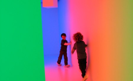 Light Show Carlos Cruz-Diez