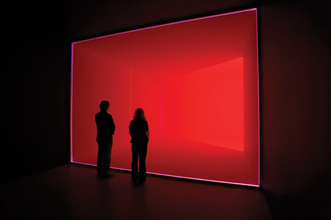 Light Show James Turrell