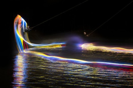 Wakeboarding and Lights 2