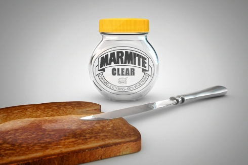 Marmite Clear