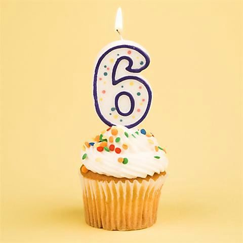happy birthday 6