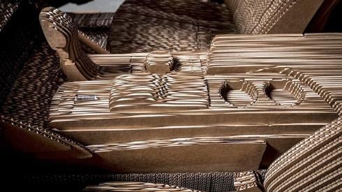 carboard lexus5